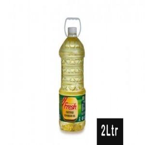 Fresh Soyabean Oil - 2L