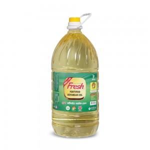Fresh Soybean Oil - 8 Liter