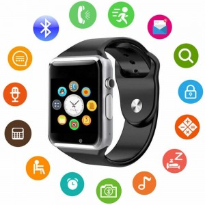 A1 SIM Supported Smart Watch Mobile Watch Android Smart Watch