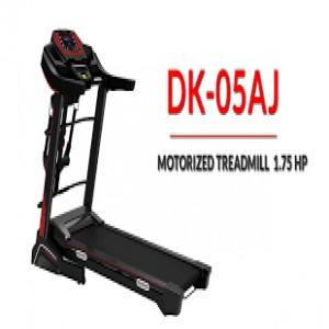DK-05AJ - Motorized Treadmill - 2.0 CHP - Black