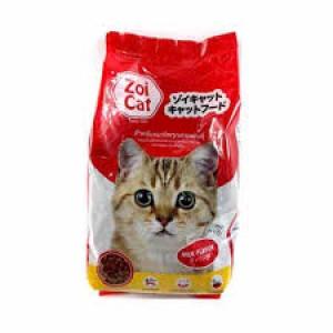 Zoi cat food 1kg(Mix Flavour)