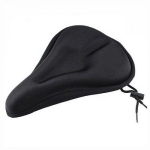 Bicycle Seat Cover - Black