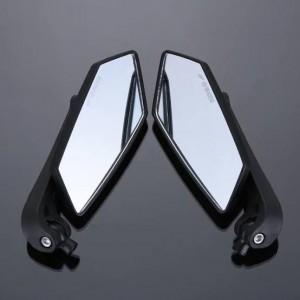 Black Koso Handle Bar Mirrors for Bikes