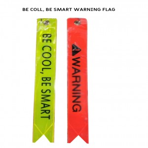 Warning Flag for motorcycle