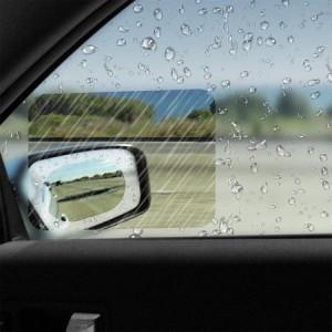 4 Pcs Anti Fog and Anti Rain Film/Sticker Mirror + Window