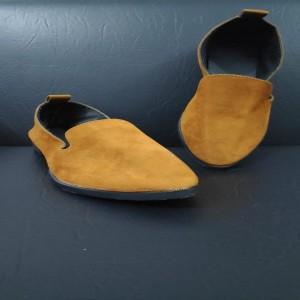 velvet shoe for women