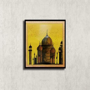 Mosque Painting