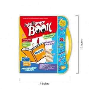 Educational Intelligence Book (Multi functional)