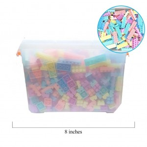 Educational Toy Building Blocks with Box