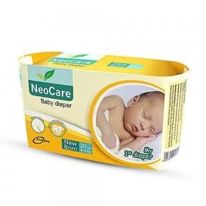 NeoCare Baby Belt Diaper Newborn 0-4kg 20pcs