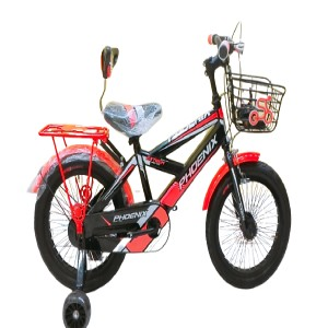 """Phoenix 16"""" XWZ Cycle for 8- 12 Years Old Kids - Red"""
