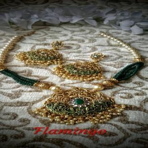 Meenakari Necklace  Ranihar