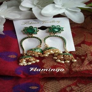Royal Meenakari Earrings 2