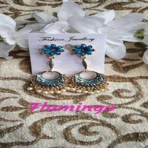 Royal Meenakari Earrings 3