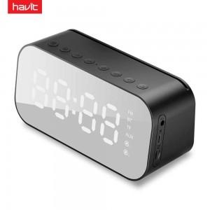 HAVIT M3/mx701 Wireless Bluetooth Speaker with Alarm Clock Radio