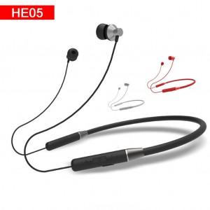Lenovo HE05 Bluetooth 5.0 Magnetic Neckband Earphones