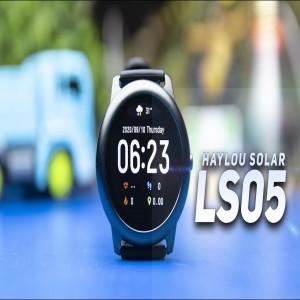 Xiaomi Haylou Solar LS05 Smart Watch Black