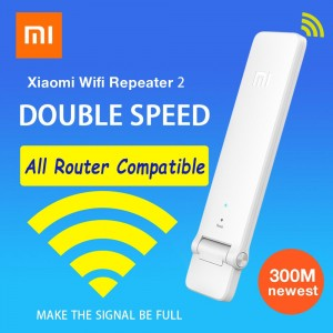 Xiaomi WiFi Repeater 2 - Amplifier/ Range Extender (300Mbps)