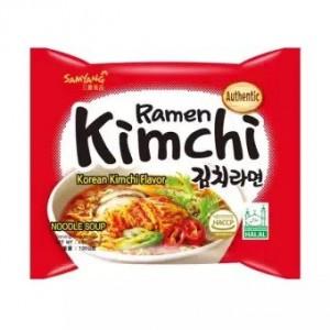 Samyang Ramen Kimchi Flavor Noodles - 5 in 1 Pack