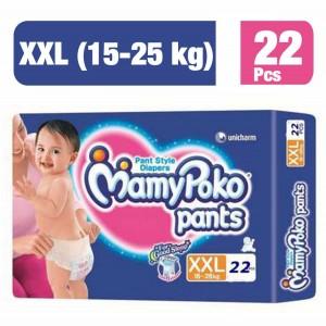 MamyPoko Pants XXL 15-25kg 22pcs