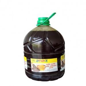Mustard oil ঘানিতে ভাঙ্গানো খাঁটি সরিষার তেল ৫ লিটার