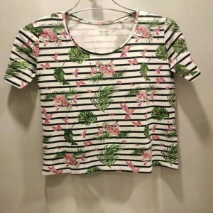 ladies short t-shirt-14