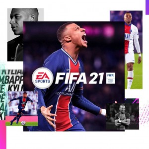 FIFA 21 Standard Edition PlayStation 4 Game