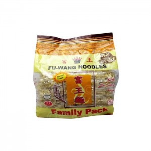 FU WANG FAMILY PACK NOODLES 650GM