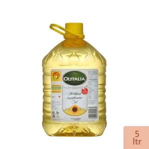 Olitalia Sunflower Oil 5 liter