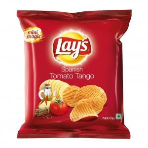 Lay's Spanish Tomato Tango Chips 52 gm