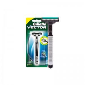 Gillette Vector Plus Manual Shaving Razor