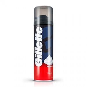 Gillette Classic Regular Pre Shave Foam 196 gm