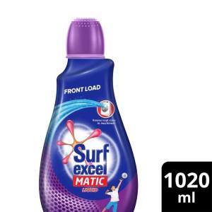 Surf Excel Matic Liquid Detergent Front Load 1020ml