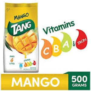 Tang Mango Flavored Instant Drink Powder 500gm