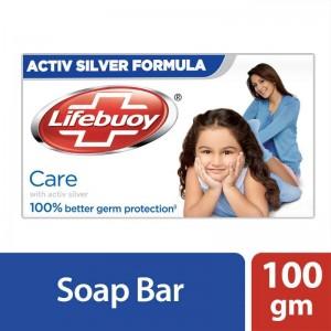 Lifebuoy Soap Bar Care 100g