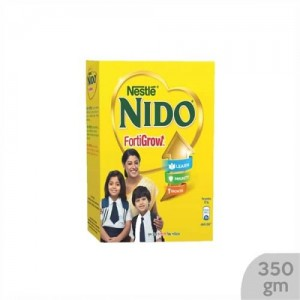 Nestle NIDO FortiGrow Milk Powder Bib - 350g