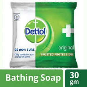 Dettol Soap Original Bathing Bar Soap 30gm