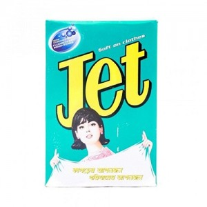 Jet Detergent Powder, 400 gm