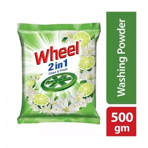 Wheel Washing Powder 500g