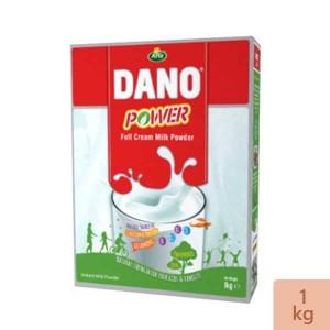 DANO Power Full Cream Instant Milk Powder - 1Kg