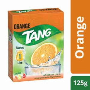 Tang Orange Flavored Instant Drink Powder 125gm