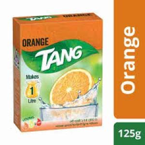 Tang Orange Flavored Instant Drink Powder 125gm