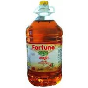 Fortune Fortified Rice Bran Oil 5 Liter