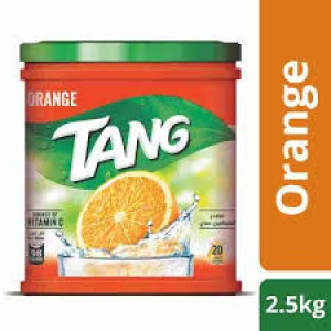Tang Orange Flavored Instant Drink Powder 2.5Kg