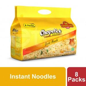 Chopstick Instant Noodles (Deshi Masala) - 8 Packs - 496gm