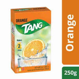 Tang Orange Flavored Instant Drink Powder 250gm