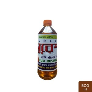 Suresh Pure Mustard Oil - 500 ml