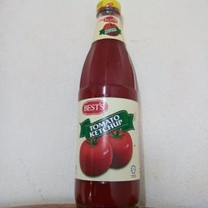 Bests Tomato Ketchup 685g