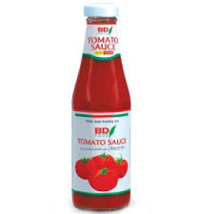 BD Hot Chilli Sauce - 360 gm