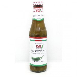 BD Green Chili Sauce- 380 gm